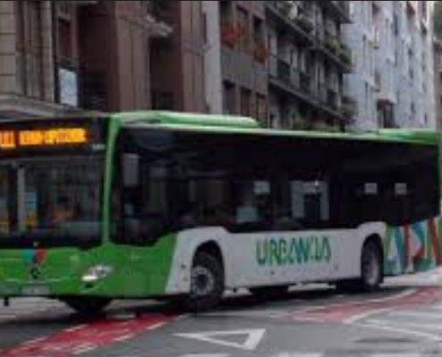 autobus urbanoa
